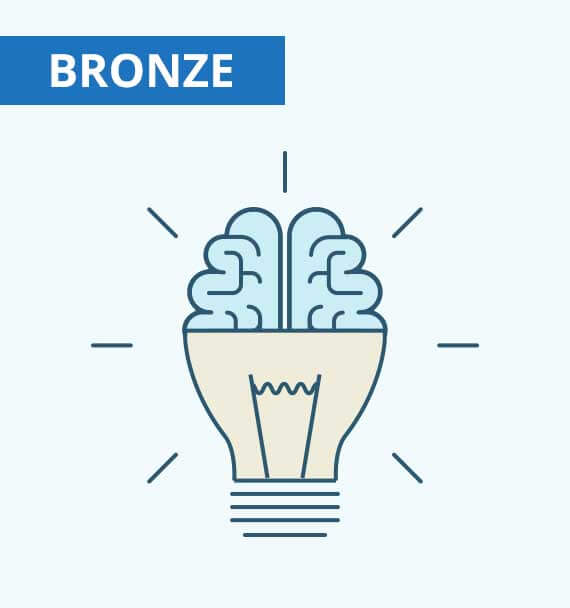 Wonderlic Cognitive Ability Test - bronze
