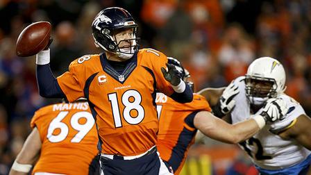 Peyton Manning Wonderlic NFL 2015