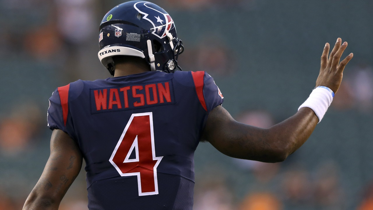 buy popular f9cad 19203 Deshaun Watson Wonderlic Profile - Wonderlic Test Prep