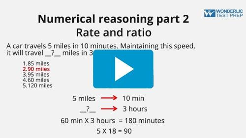 Numerical Reasoning (Part 2)