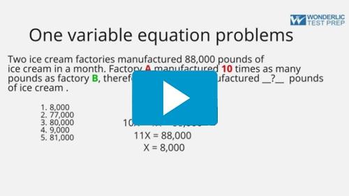 Numerical Reasoning (Part 1)